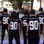 90's crew Street Dance Perfomance